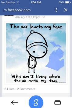 Funny pictures about Michigan Isn't A Happy Place. Oh, and cool pics about Michigan Isn't A Happy Place. Also, Michigan Isn't A Happy Place photos. La Face, Lol, Bad News, The Ranch, Story Of My Life, In My Feelings, Funny Posts, Laugh Out Loud, Make Me Smile