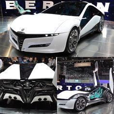 Remember the Alfa Romeo Bertone Pandion Concept... Beauty or Beast? #alfaromeo #italia #bertone #supercars #enzari #cars #concept http://youtu.be/zpyvy8HI2FM