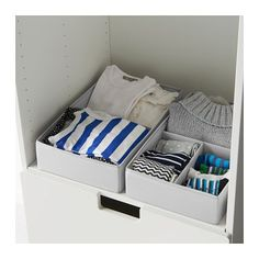 SLÄKTING Box with compartments  - IKEA