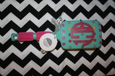 Colorful Polka Dot Monogrammed Paddle Hairbrush by Gramono on Etsy, $14.95