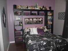 Paris Themed Girl Bedroom Paris Themed Bedroom Bedroom Design Ideas