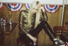 #model  : Soo Joo  #fashion #chucks #converse #PBR #beauty #blonde