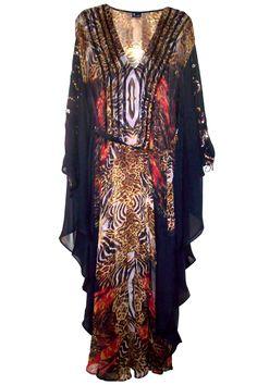 7068d7efad441 kaftan Long Kaftan Dress, Maxi Kaftan, Cape Dress, Wiccan Clothing, Cotton  Kaftan