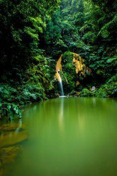 sublim-ature:Caldeira Velha, Azores, PortugalSandra Filipe