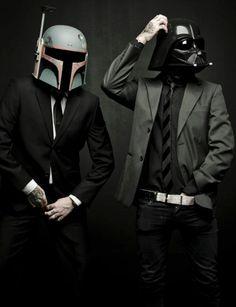 Suit Wars #starwars #fanart