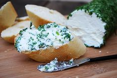 Herb-Goat Cheese Log - Family Spice