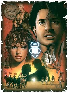The Mummy - one of my favorite movies