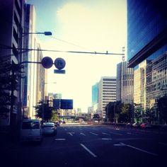 Road,building,Tokyo