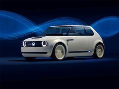 Dit is de Honda Urban EV Concept - Autoblog.nl