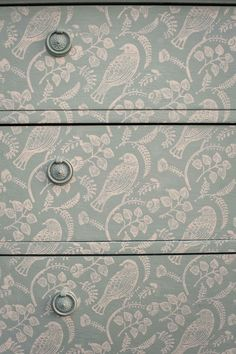 Tuvi patterned paint roller from The Painted House image 3