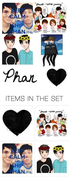 """""""Phan"""" by sup-its-alex-peace ❤ liked on Polyvore featuring art"""
