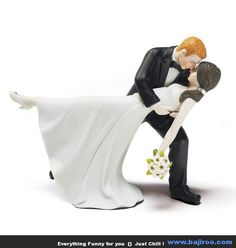 wedding cake funny images fun pictures 13 Funny Wedding Cake Toppers (28 Photos)