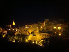 Pitigliano, Toscana, Italy