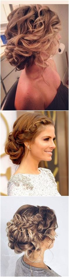Marvelous Wedding Hairstyles    » 24 Lovely Medium-length Hairstyles For Fall Weddings » ❤️ See more:    www.weddinginclud…  The post  Wedding Hairstyles    » 24 Lovely Med ..