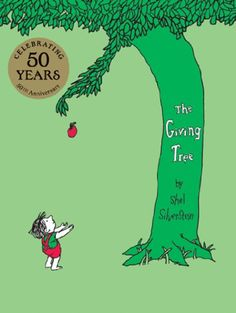 The Giving Tree by Shel Silverstein HarperCollins #reference As The Giving Tree turns fifty, this timeless classic is available for the first time ever in ebook format. This digital edition allows young readers and lifelong fans to continue the legacy and love of a household classic that will now reach an even wider audience. Never before have Shel Silverstein's children's books appeared in a format other than hardcover.Since it was first published fifty years ago, Shel Silverstein's poignant pi