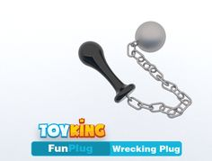 printable wrecking ball for your butt! Make A Donation, Invite Your Friends, Plugs, 3d Printing, Printable, This Or That Questions, Toys, Prints, Ebay