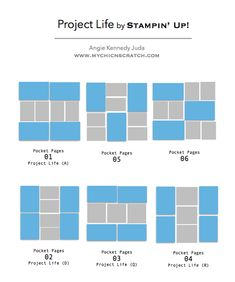 2014 Project-Life-by-Stampin-Up