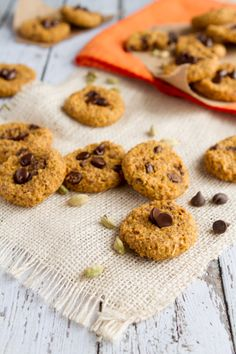 Quinoa Sweet Potato Breakfast Cookies