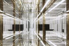 Saint Laurent Paris New Shanghai Store   Look Inside