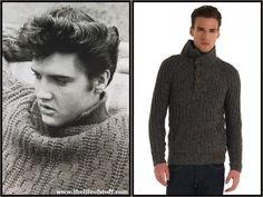 The Life of Stuff   Personal and Irish Lifestyle Blog: Weekly Fashion Fix   Movie Star Inspiration Elvis Superdry Jumper