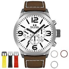 TW Steel Marc Coblen Edition TWMC31 Ladies Watch Chronograph – StyleWearia