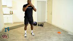 Lower Body Workout | Calf Raise Squats