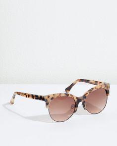 2b5eefc220c66 Lara Retro Metal Frame Sunglasses