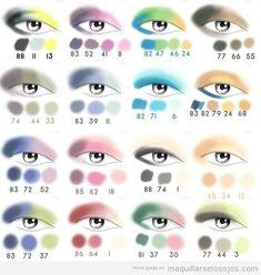 Resultados de la Búsqueda de imágenes de Google de http://maquillarselosojos.com/wp-content/uploads/2012/11/paleta-combinacion-colores-maquillaje-ojos.jpg