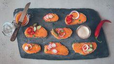 Tvarůžková pomazánka spivem - Proženy New Recipes, Treats, Cookies, Ethnic Recipes, Desserts, Food, Sweet Like Candy, Crack Crackers, Tailgate Desserts