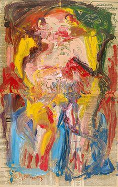 Willem de Kooning http://medverf.blogspot.nl/