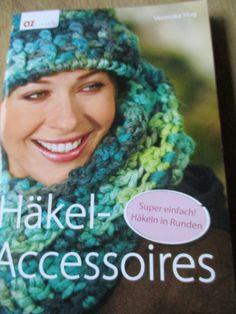 Häkelbuch Accessoires für Frauen von Stoffwerkdesign auf Etsy