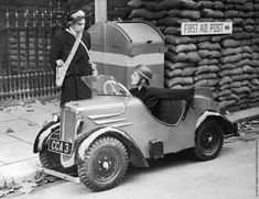 vintage everyday: 28 Interesting Vintage Photos of Midget Cars from the 1920s and 1930s