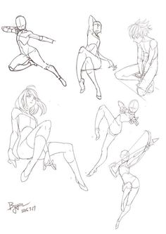 Body Reference Drawing, Drawing Reference Poses, Drawing Tips, Gesture Drawing, Drawing Base, Drawing Drawing, Poses References, Art Poses, Art Drawings Sketches