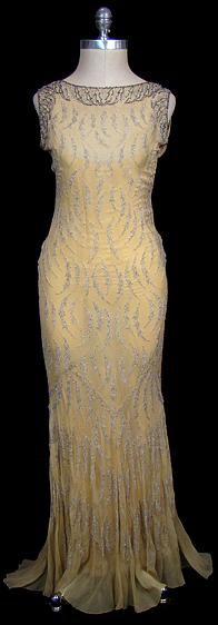 1930's Dress - @Mlle