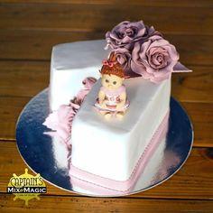 Baby 7 Cake 7 Cake, Money Cake, Golden Flower, Edible Flowers, Desserts, Baby, Food, Tailgate Desserts, Deserts