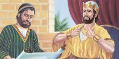 Sha'phan and King Josiah King Josiah, John 8 32, Jehovah's Witnesses, Old Testament, Set You Free, Phan, Sunday School, Youtube, Bible