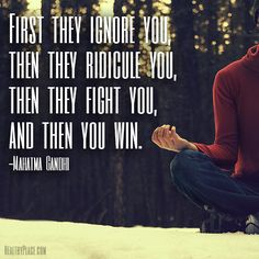 Positive Quote: Firs