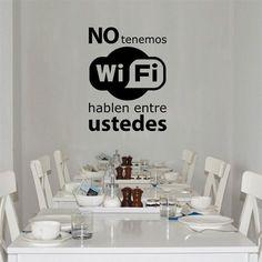 No Wifi - Phone se nahi mujhse baat karo