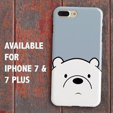 Nos Bare Osos ICE Bear para iPhone 7 & 7 Plus Funda