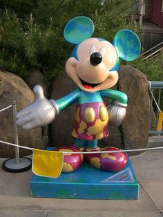 Mickey Mouse - Wonderful World of Mickey | Flickr - Photo Sharing!