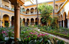 Palacio de Dueñas - SEVILLA
