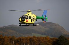 Air Ambulance crew scrambled for emergencies throughout Perthshire this week - Daily Record