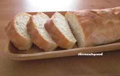 The Easiest French Bread {bread machine recipe by Tasty Kitchen}