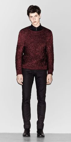 Sisley Autumn/Winter 2012 Menswear Collection: Young Professionals' Functional & Unique Modernised Relaxed Formalwear Styles