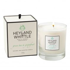 Heyland & Whittle Green Tea & Grapefruit