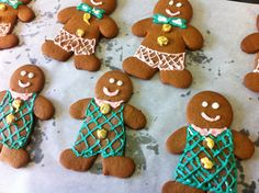 Receita de Natal: Biscoitos de Gengibre