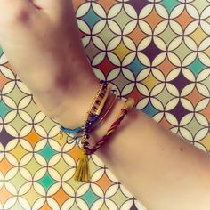 Bracelets Youh Youh Les Indiens #youhyouhlesindiens #bracelets #aw1415