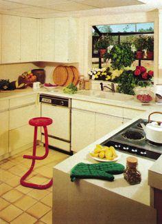 Kitchen Decor, 1980s
