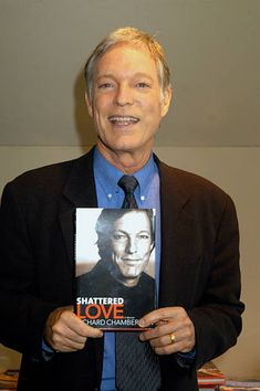 Richard Chamberlain during Richard Chamberlain Book Signing for 'Towards Love' at Barnes & Noble Bookstore Broadway & 66th in New York, New York, United States.