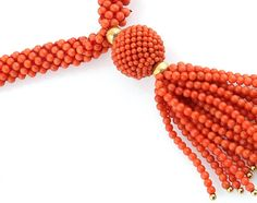 Captivating us with their bright colours and impressive shapes, corals are naturally grown in the ocean. These natural miracles are Dorotheum's object of the day! Beaded Necklace, Beaded Bracelets, Art World, Art Blog, Coral, Natural, Day, Jewelry, Beaded Collar
